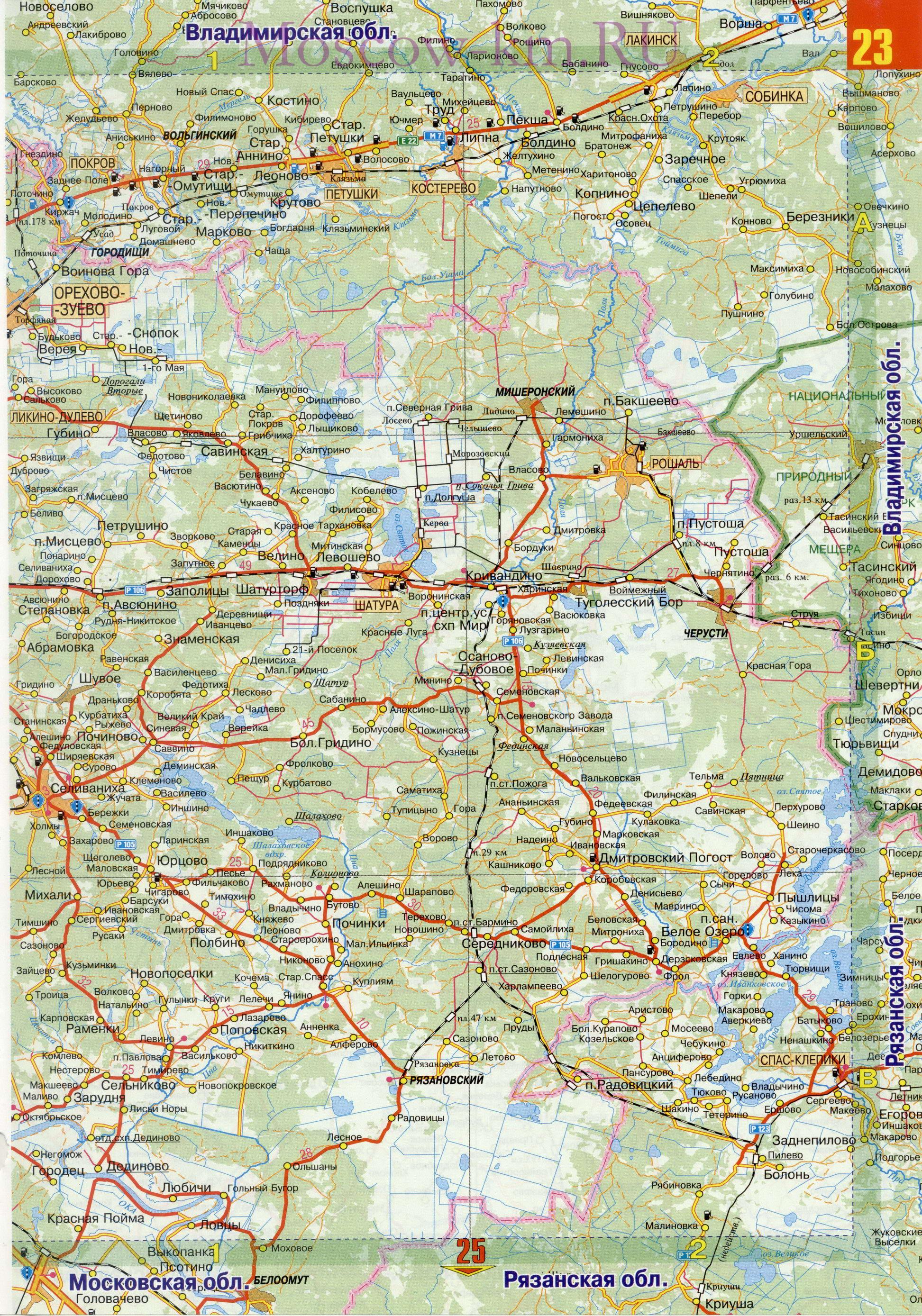 Проститутки на карте подмосковья 22 фотография