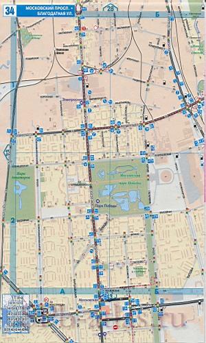 Схема городского транспорта санкт петербурга фото 748