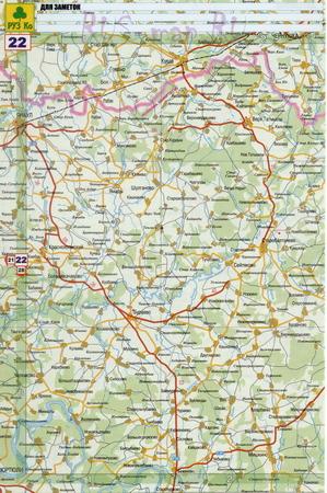 Бирск карта дорог.
